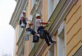 Капитальный ремонт фасадов здания
