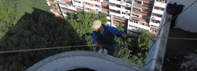 Промышленный альпинизм работа в москве вакансии